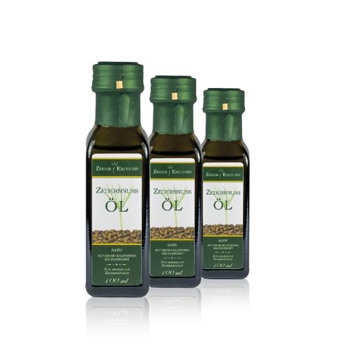 Angebot 3x Exclusiv - Zedernöl