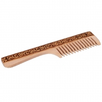 Birch bark comb A