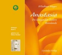 Anastasia, Band 2 • Die klingenden Zedern Russlands (Hörbuch) MP3