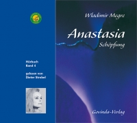 Anastasia, Band 4 • Schöpfung (Hörbuch) MP3