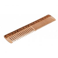 Birch bark comb C
